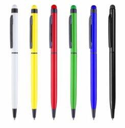 Długopis reklamowy Touch Writer Black