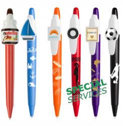 Długopis reklamowy Otto Special Clip