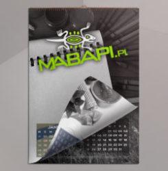 Kalendarze Planszowe indywidualne