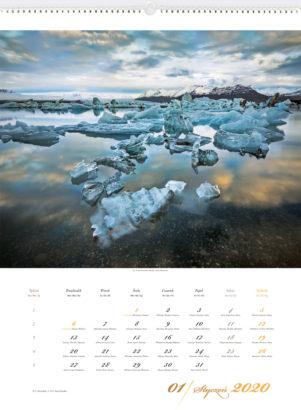 RA02 - Magiczne pejzaze - kalendarium