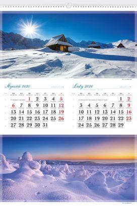 RE01 - Polskie panoramy - kalendarium