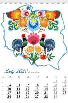 RW10 - Polska na ludowo - kalendarium