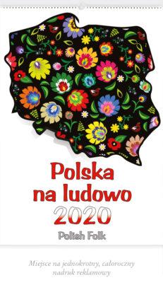 RW10 - Polska na ludowo - okladka