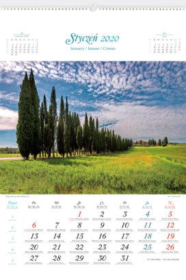 RW14 - Pejzaze z nastrojem - kalendarium