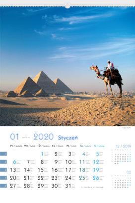 RW15 - Podroze po kontynentach - kalendarium