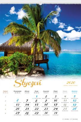 RW19 - Sloneczne wakacje - kalendarium