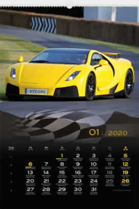 RW24 - Markowe Samochody - kalendarium