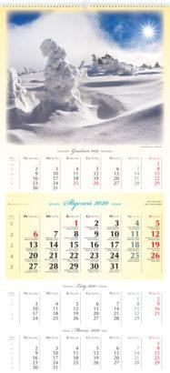 TW01 - Polska w pejzazu - kalendarium