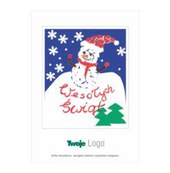 Karta Świąteczna Charytatywna 04