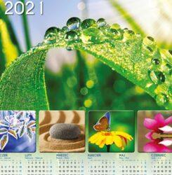 ikona kalendarz plakatowy A1 Harmonia