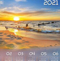 ikona kalendarz plakatowy bałtyk