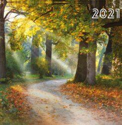 ikona kalendarz plakatowy las