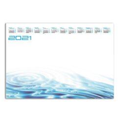 kalendarz blokowy woda