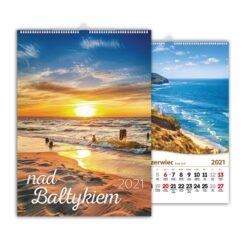 kalendarz wieloplanszowy nad bałtykiem