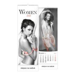 kalendarz wieloplanszowy pionowy women