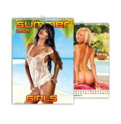 kalendarz wieloplanszowy summer