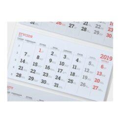 kalendarz indywidulany mini ekonomiczny