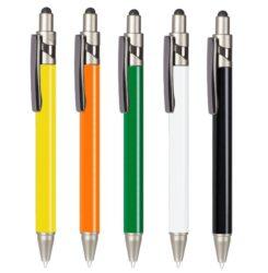 długopisy metalowe tantra touch